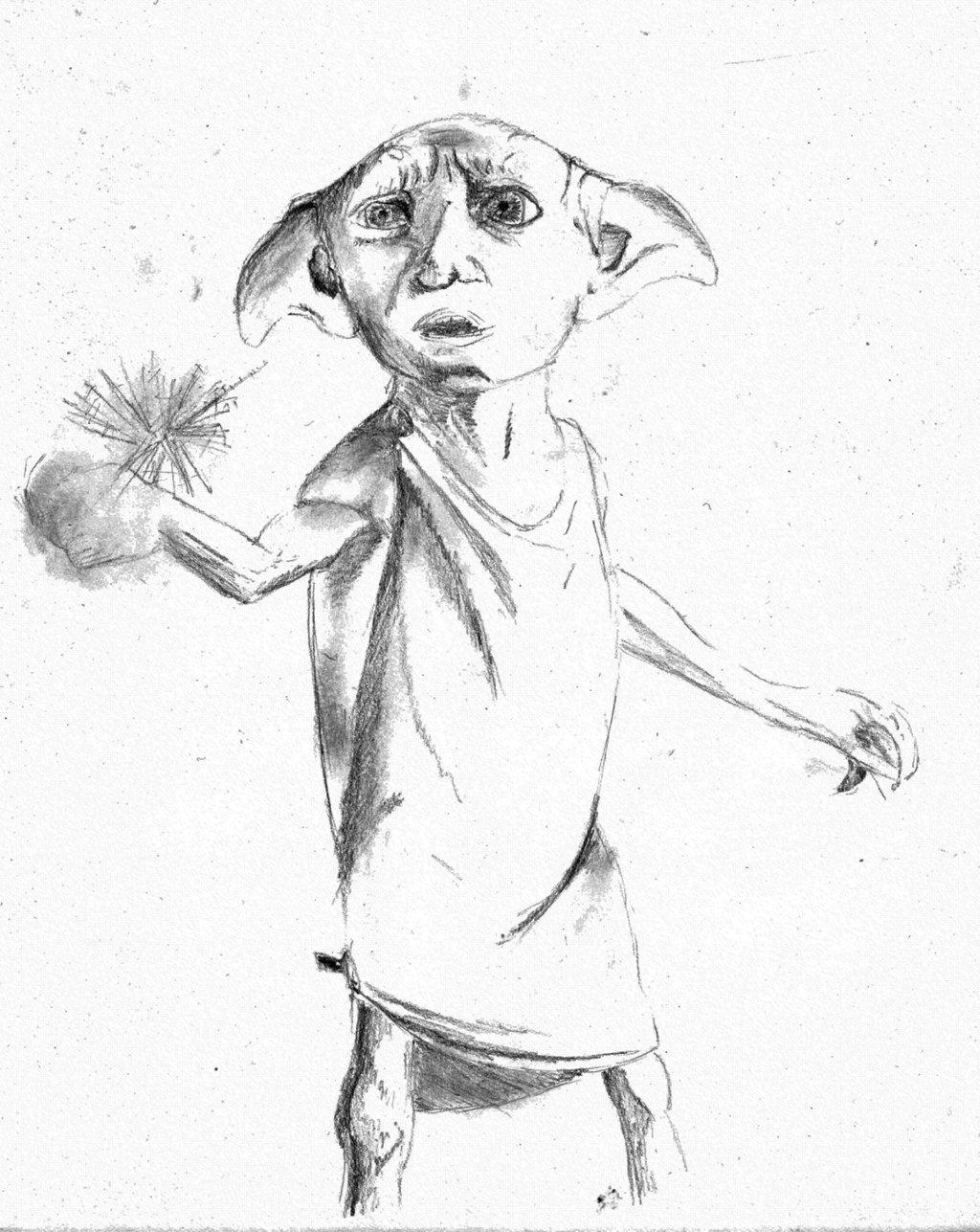 Dobby Coloring Page At Getdrawings Free Download