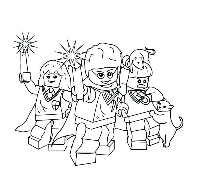 678x600 Harry Potter Coloring Page Fresh Harry Potter Coloring Pages Harry