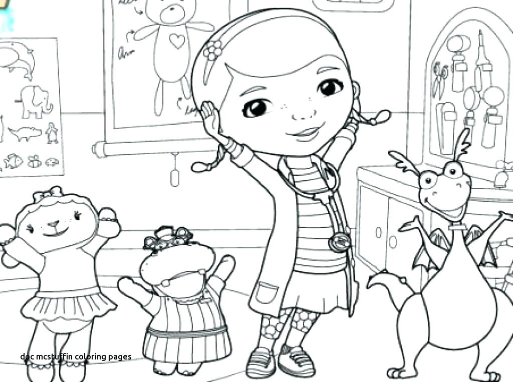 Doc Mcstuffins Coloring Pages at GetDrawings.com | Free for personal ...