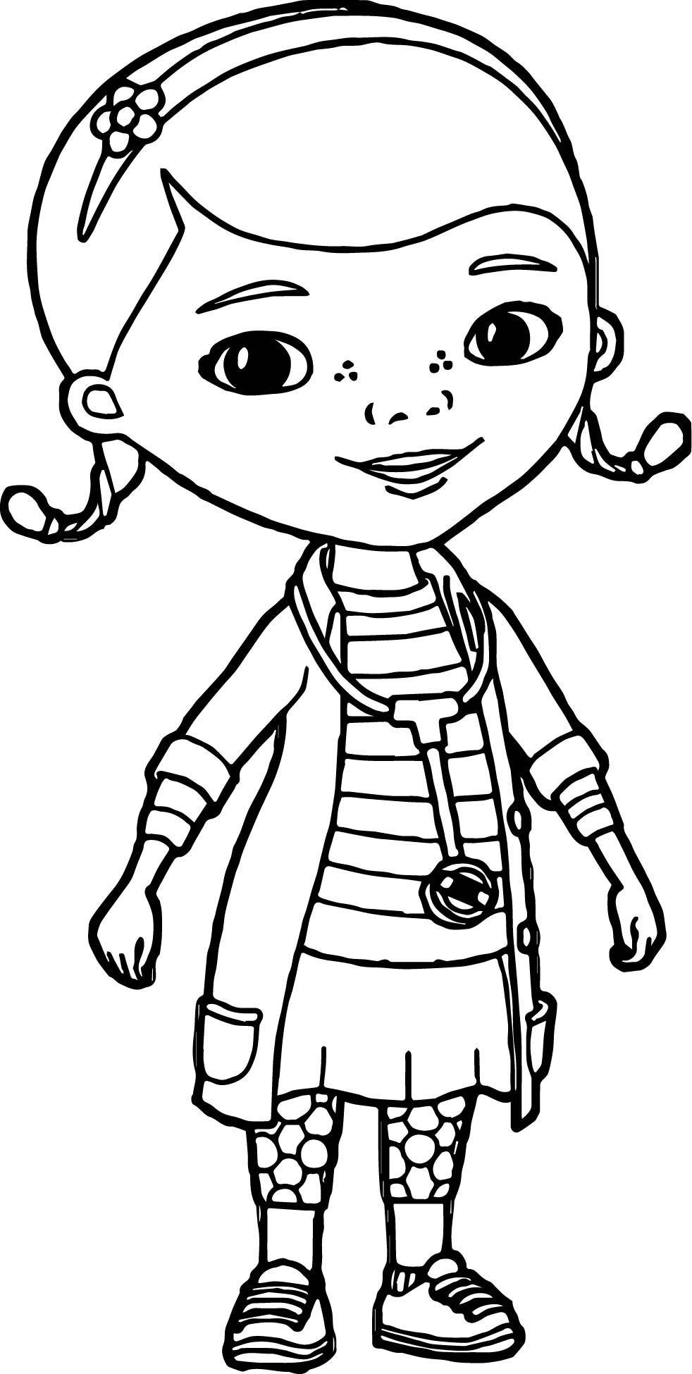 Doc Mcstuffins Printables Coloring Pages At Getdrawings Com Free