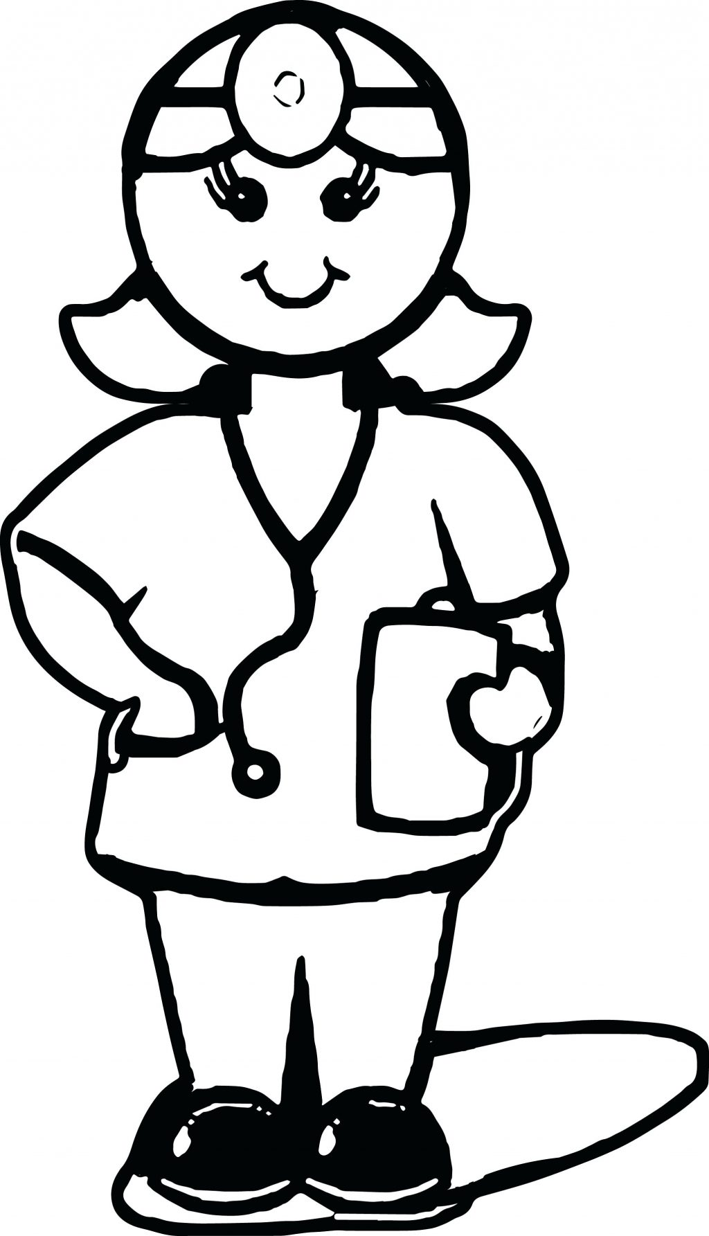 Doctor Coloring Pages at GetDrawings.com | Free for personal ...