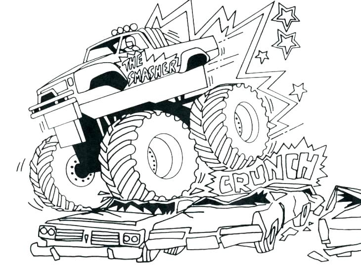 730x537 Dodge Truck Coloring Sheets Challenger Pages Page Ram Brilliant