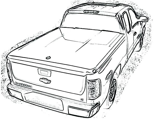 600x462 Dodge Coloring Pages Dodge Charger Coloring Page Free Download