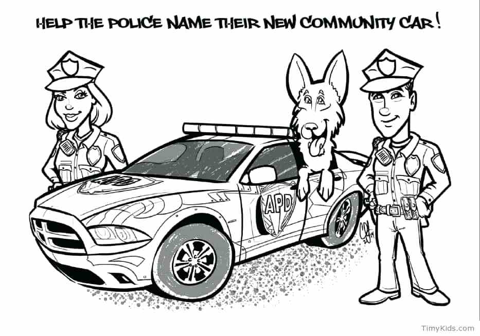 933x653 Police Coloring Pages Classy Police Coloring Pictures Dodge