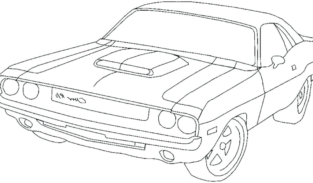 1024x600 Dodge Charger Coloring Pages Car Coloring Pages To Print Coloring