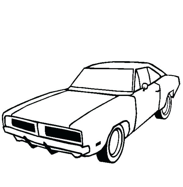 600x612 Dodge Coloring Pages Dodge Charger Coloring Pages Dodge Ram Dodge