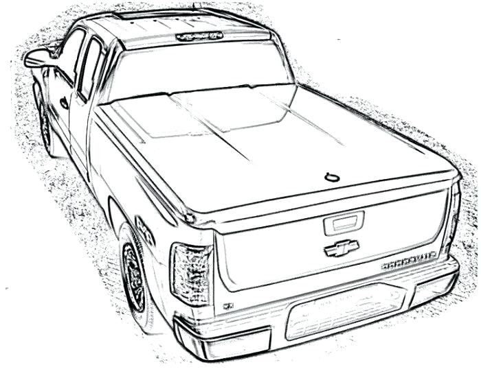 700x538 Dodge Ram Coloring Pages Dodge Truck Coloring Page Dodge Ram