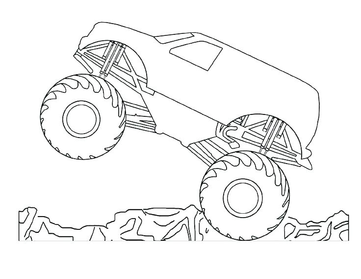736x568 Dodge Ram Coloring Pages Monster Truck Coloring Pages Printable