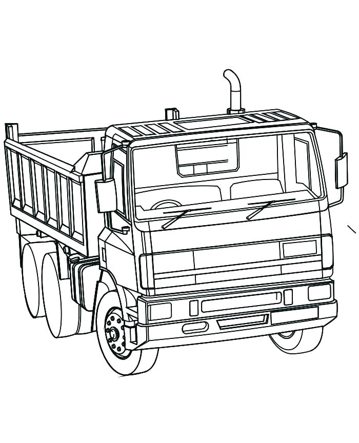 700x864 Dodge Ram Coloring Pages