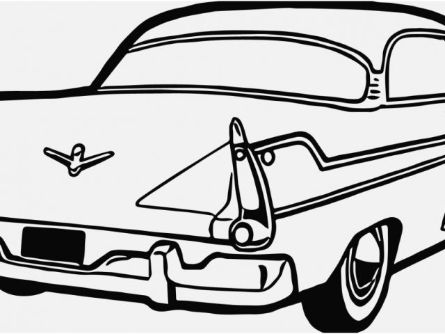 640x480 Classic Car Coloring Pages Footage Fresh Coloring Chevy Coloring