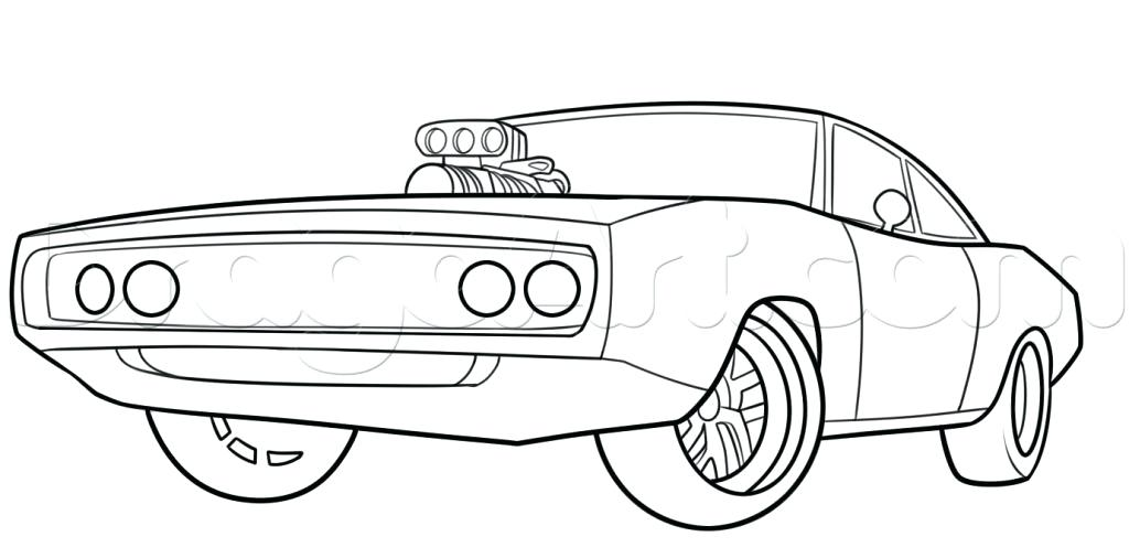 1024x506 Dodge Charger Coloring Pages Dodge Charger Coloring Pages Fast