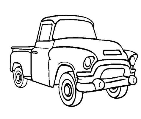 474x403 Dodge Ram Classic Coloring Page Craft Ideas Dodge Rams