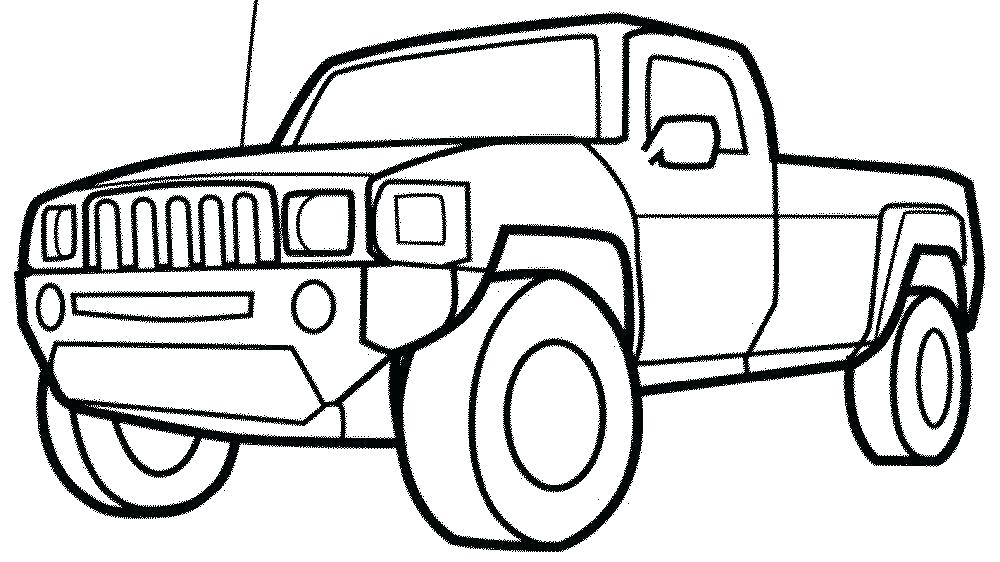 1000x562 Dodge Ram Coloring Pages Pickup Truck Coloring Pages Dodge Ram