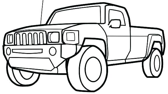 580x326 Dodge Challenger Coloring Pages
