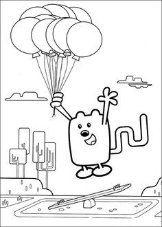 Dodgeball Coloring Pages
