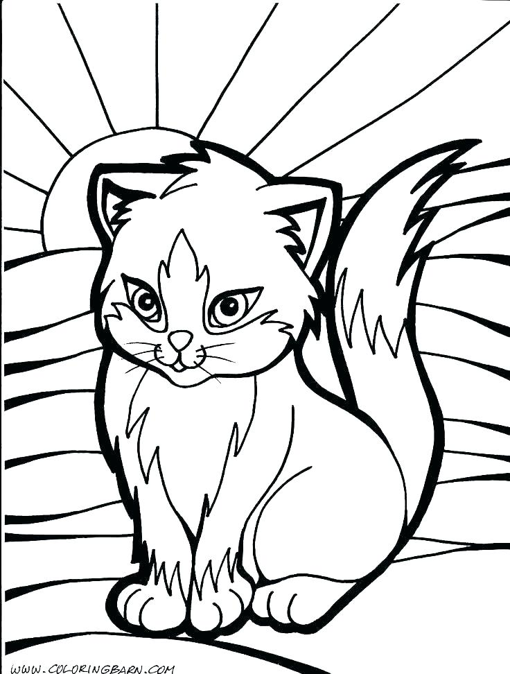 736x972 Coloring Pages Dogs And Cats Coloring Pages Dog Dog Printable