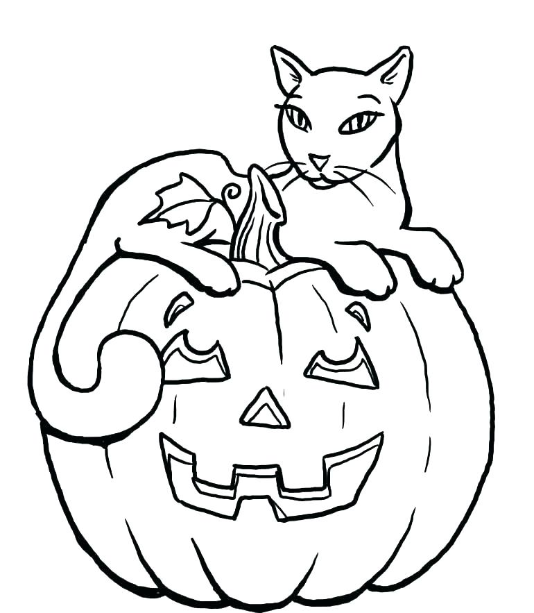 770x883 Cat Coloring Pages Free Printable With Cat And Dog Coloring Pages