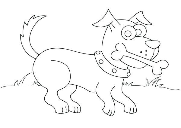 600x426 Dog Bone Coloring Page Bone Coloring Page Bone Coloring Page Jack