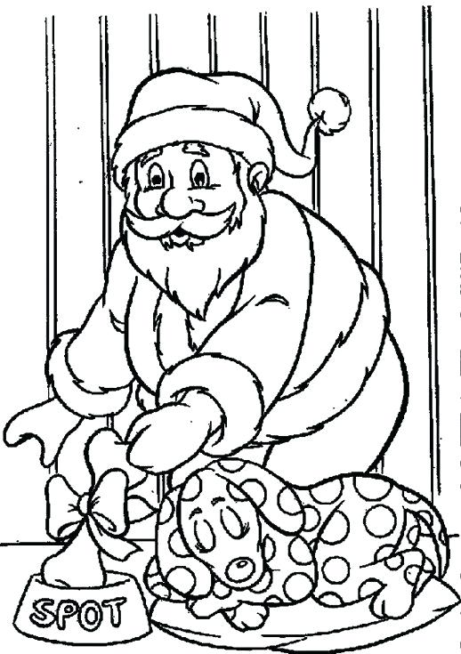 518x735 Dog Bone Coloring Page Gives Gift To The Dog A Special Bone