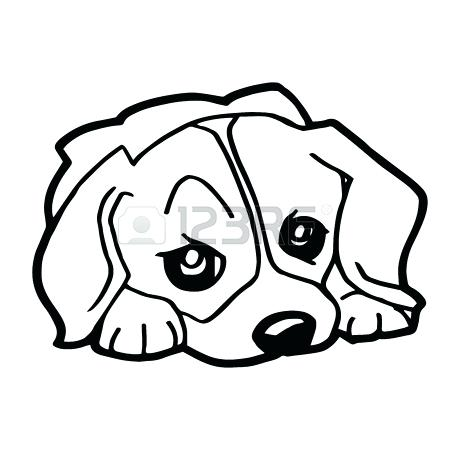 450x450 Free Printable Coloring Pages Dogs And Cats Printable Coloring Dog