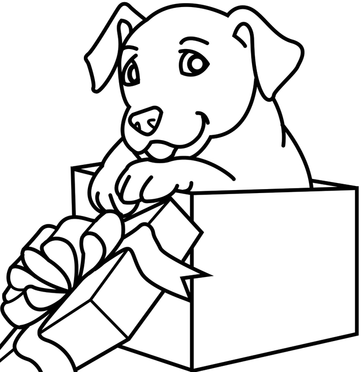 715x736 Easy Lisa Frank Dog Coloring Pages
