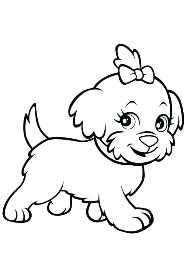 615x847 Christmas Husky Puppy Coloring Pages Printable Dog Pa