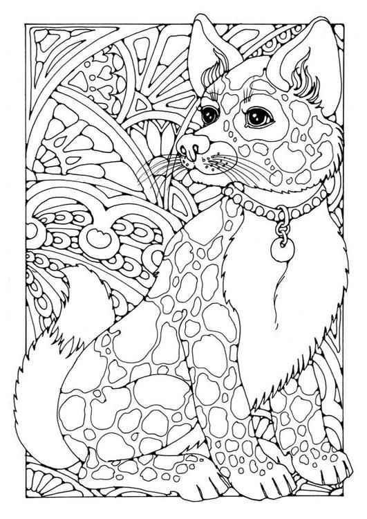 531x750 Coloriage Adultes Coloring Adults Adult Coloring