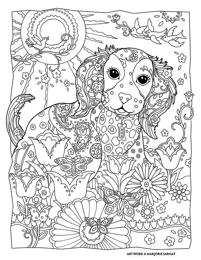 650x841 Coloring Pages For Adults Colorings