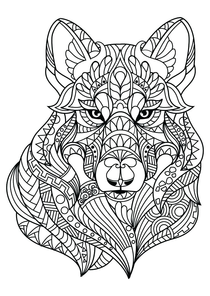 736x1040 Dog Coloring Book Adults Also Chow Chow Dog Coloring Book