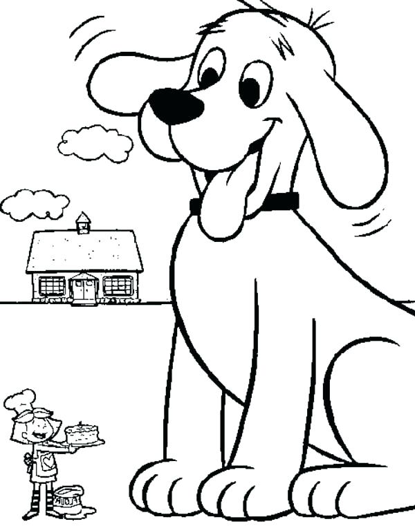 600x761 Cat Dog Coloring Pages Printable Coloring Image New Dog
