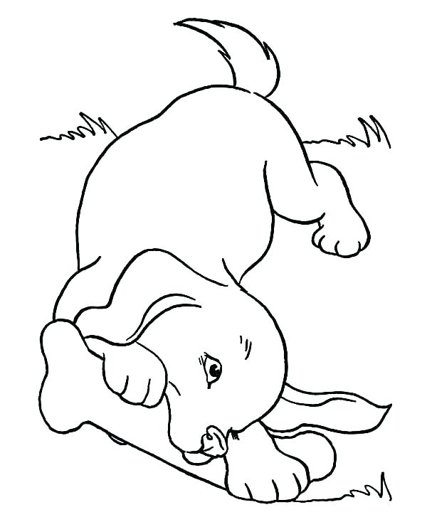 600x734 Doggy Coloring Pages Cartoon Dog Coloring Pages Cute Dogs Coloring