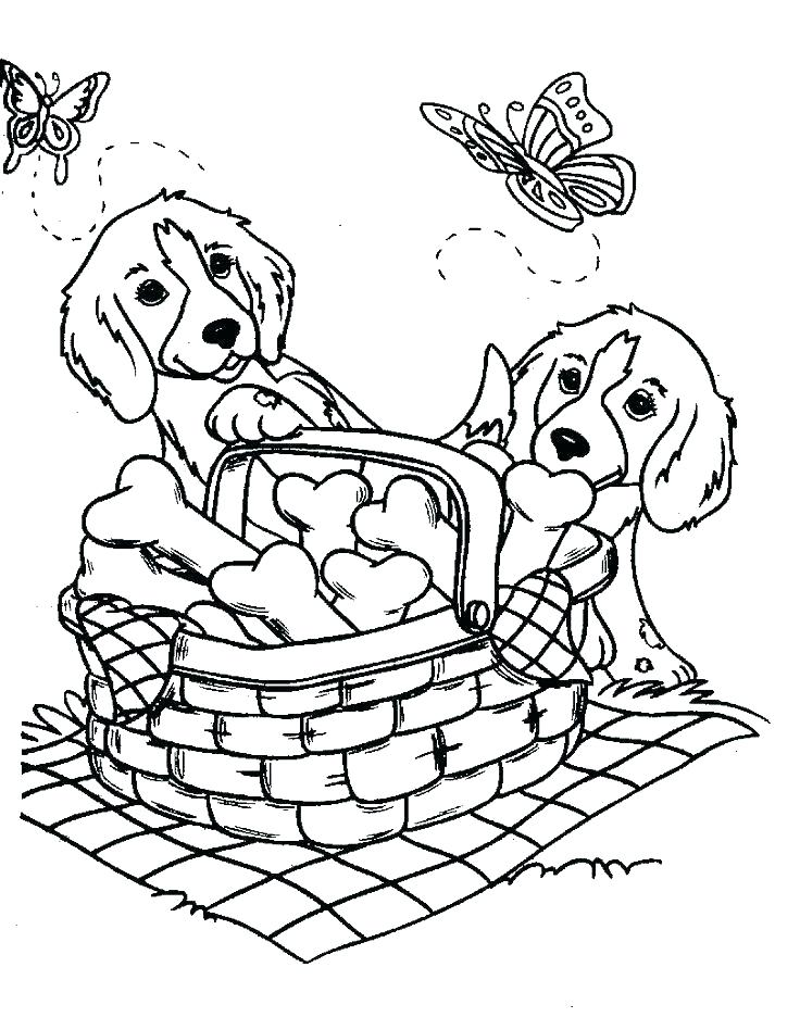736x948 Printable Puppy Coloring Pages Printable Puppy Coloring Pages Free