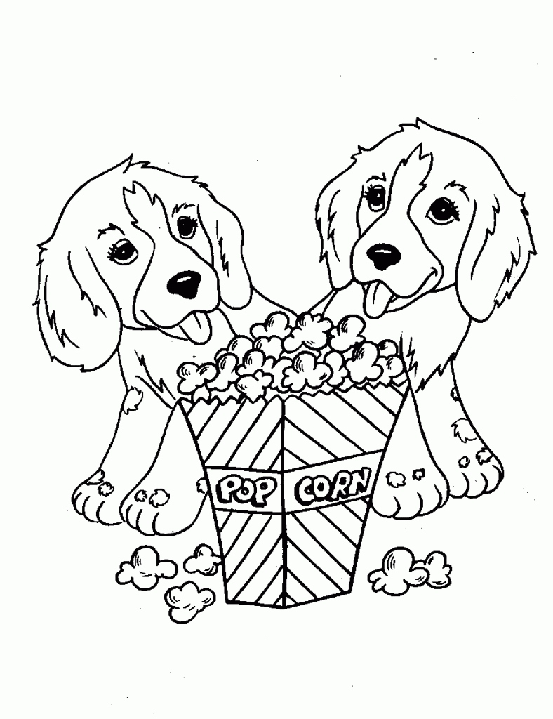 788x1024 Puppy Coloring Pages Awesome Best Coloring Page Dog Dogs