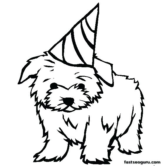 554x565 Pet Coloring Pages For Kids Dog Coloring Pages Printable Copertine