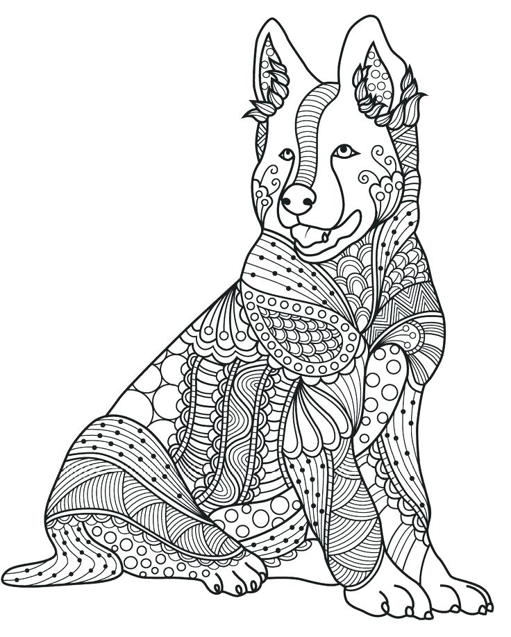 736x918 Cat Printable Coloring Pages Dog And Cat Coloring Pages Printable
