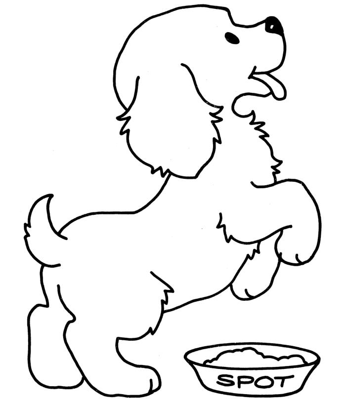700x820 Coloring Pages Printable Of Dogs Fresh Great Dog Top Ideas
