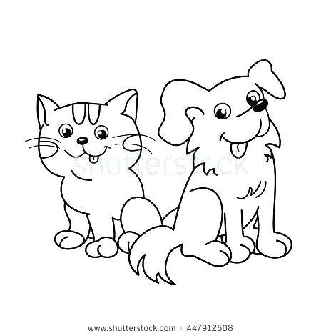 450x470 Catdog Coloring Pages Coloring Pages Coloring Pages Coloring Pages