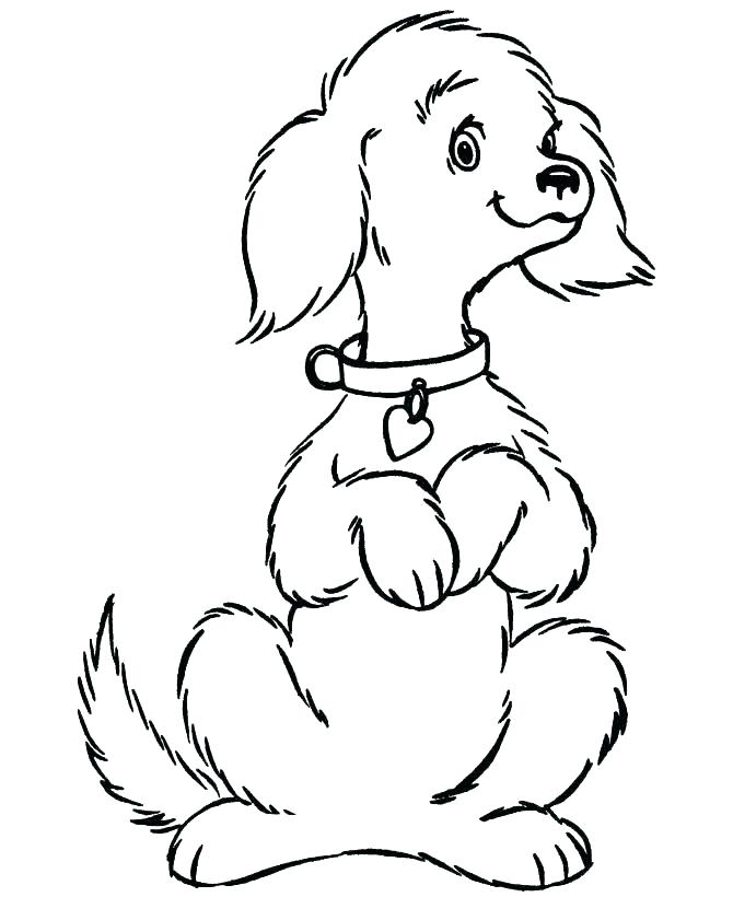 670x820 Free Coloring Pages Of Dogs Coloring Page Dog Color Pages Of Dogs