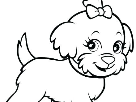 440x330 Beagle Coloring Pages Dog Head Coloring Page Beagle Dog Coloring