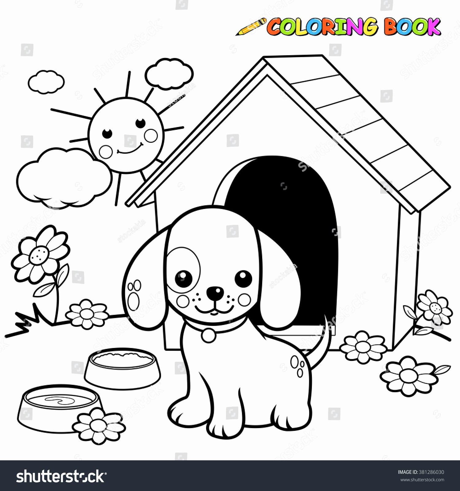1500x1600 Dog House Coloring Page Elegant Free Printable Coloring Pages