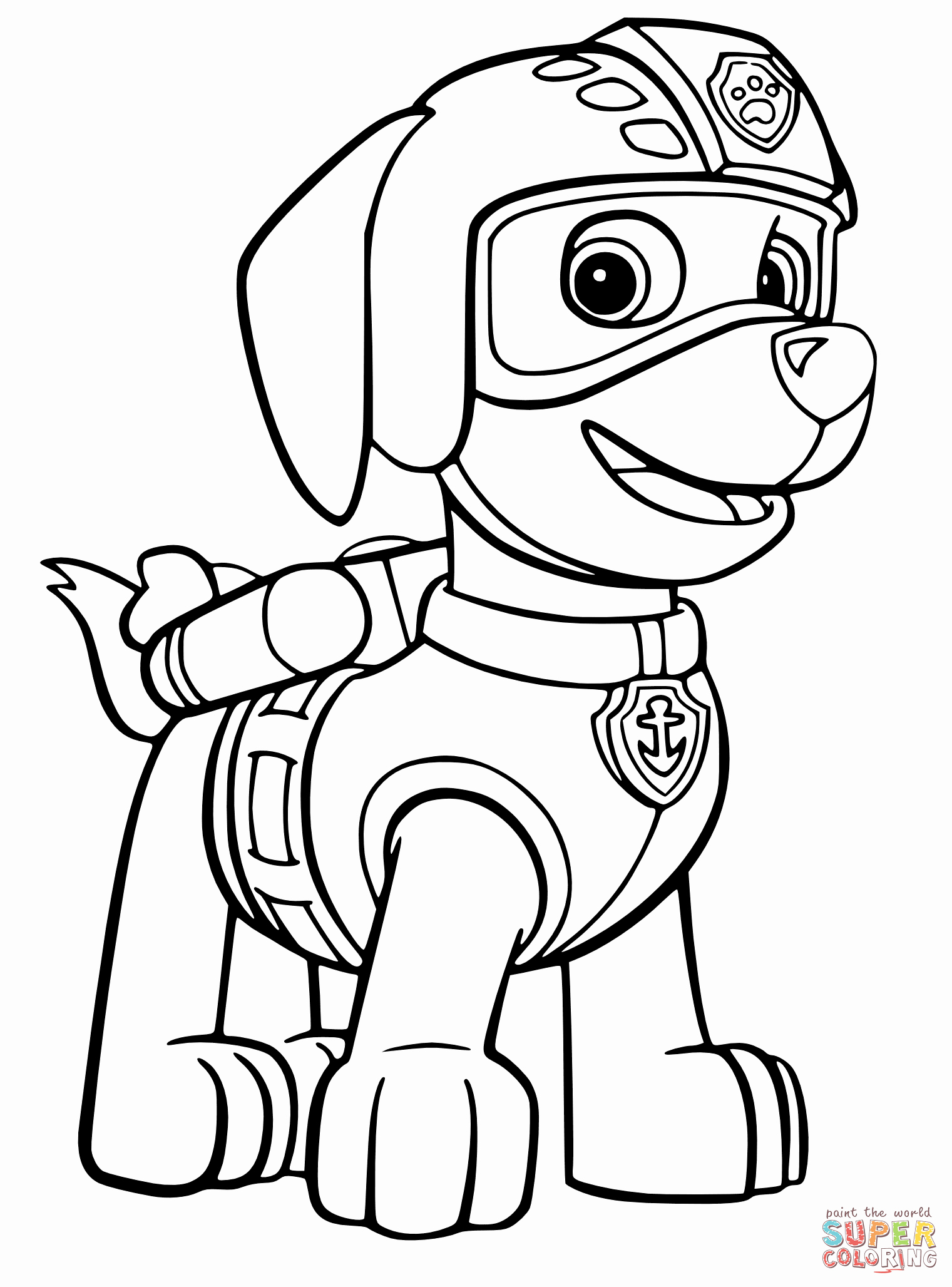 1521x2056 Dog House Coloring Page New Paw Patrol Coloring Pages