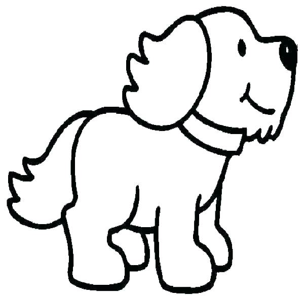 600x593 Free Coloring Pages Dog House Colouring Dogs And Cats Of Page Free
