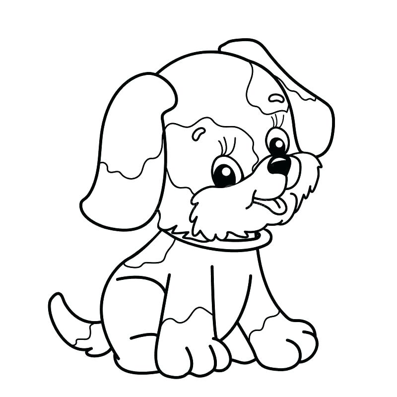 800x800 Puppy Dog Climb Up A Dog House Coloring Page Color Cartoon Dog
