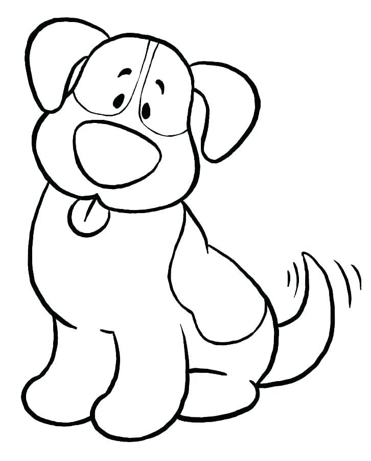 726x900 Coloring Pictures Of Dog Coloring Page Coloring Pages Coloring Dog