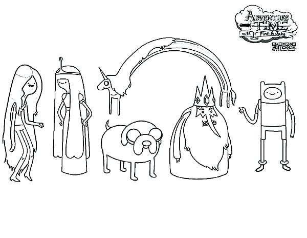 600x464 Coloring Pages Online Mandala Adventure Time Dog Jack Free Book As