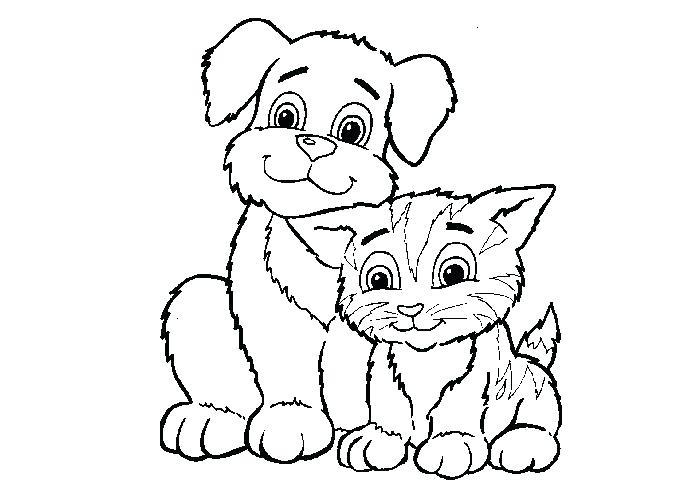 700x500 Dog Coloring Pages Free Mandala Dog Coloring Sheet Coloring Es