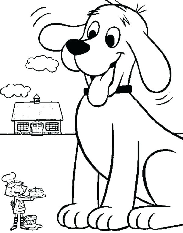 600x761 Coloring Page Of Dog Coloring Pages Collection