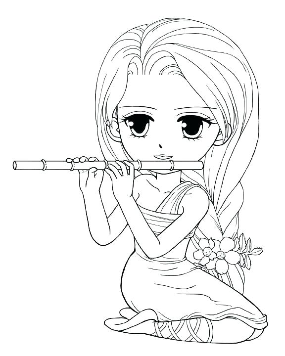 576x720 Doll Coloring Pages Doll Coloring Page Girl Coloring Pages Girl