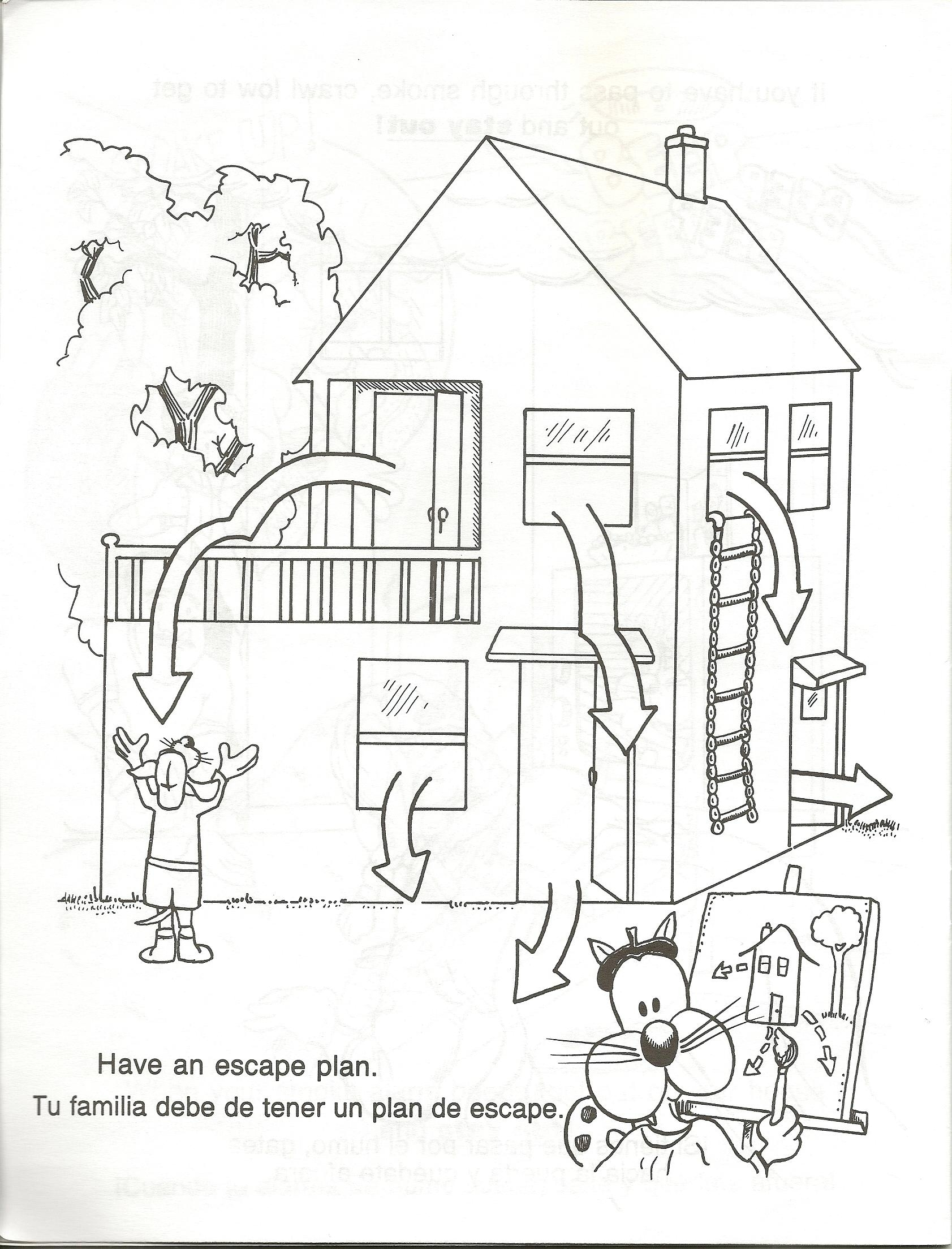 1683x2208 Awesome Fire Safety Coloring Pages Dollar Deal Impressive Design
