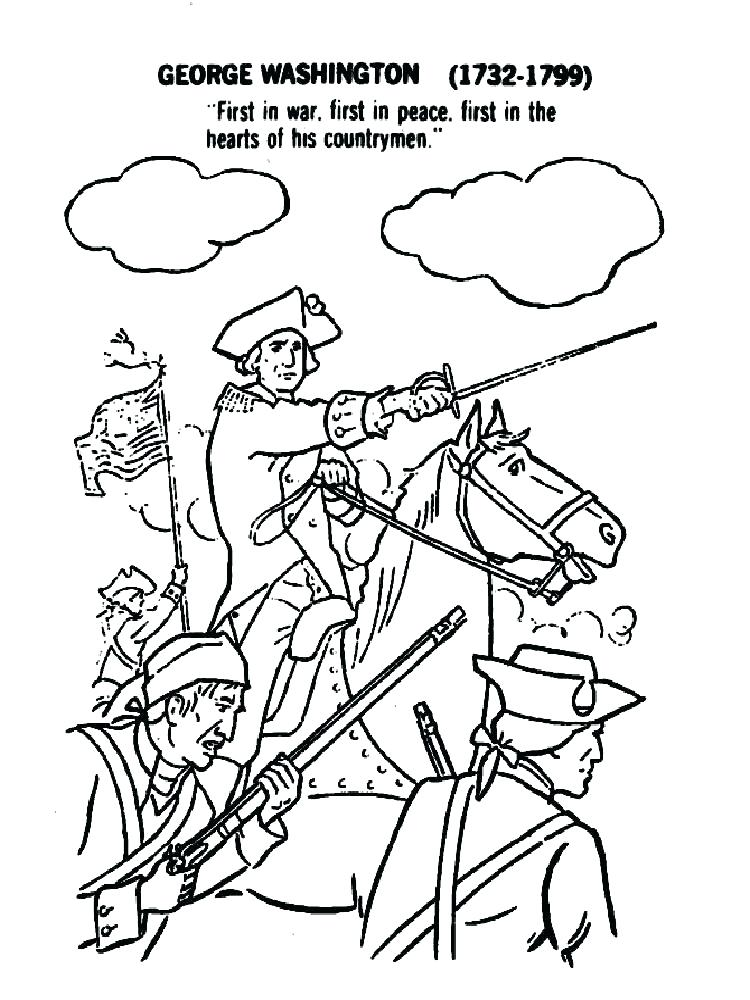 750x1000 Revolutionary War Coloring Pages Dollar Bill Coloring Page Dollar